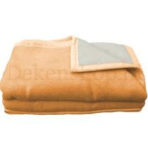 Good Night scheerwollen deken