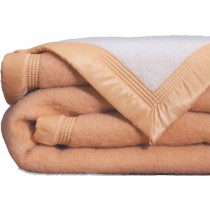 Scheerwollen deken Dreamtime