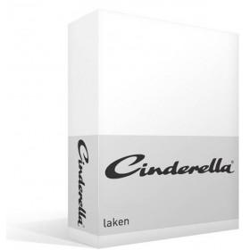 Cinderella laken wit incl. kussensloop