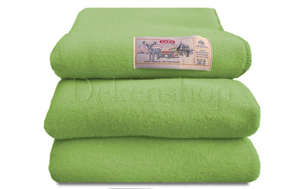 AaBe deken Orion lime 420 gram