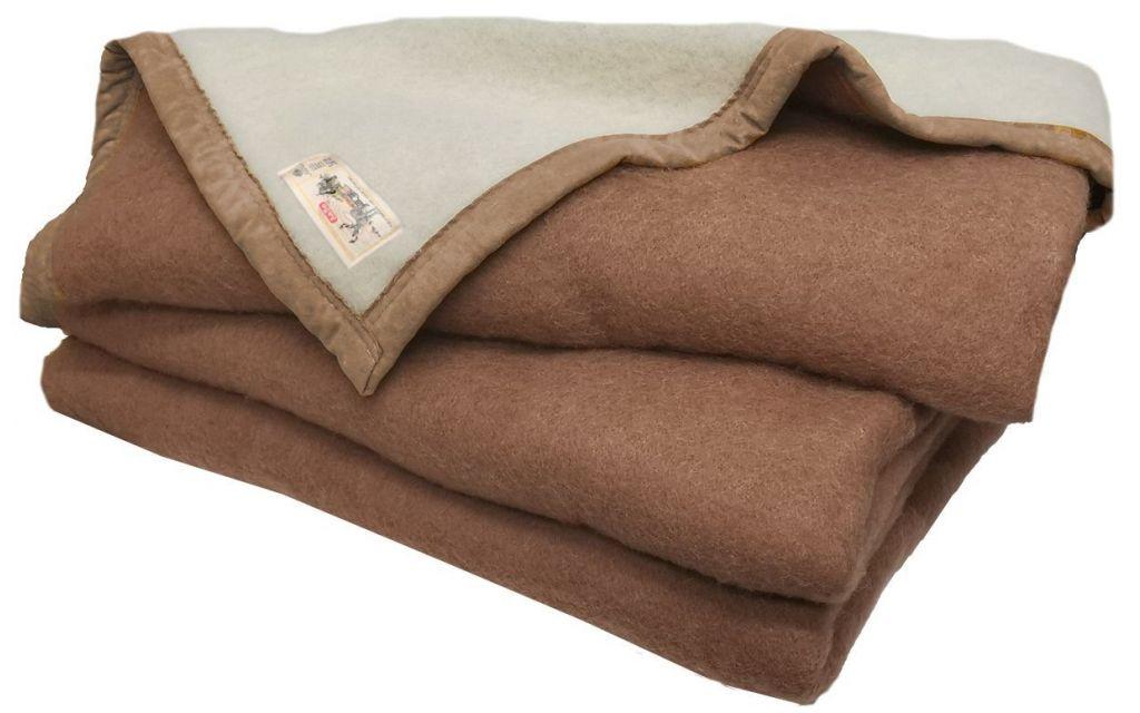 AaBe deken Promesse  camel 600 gram  .