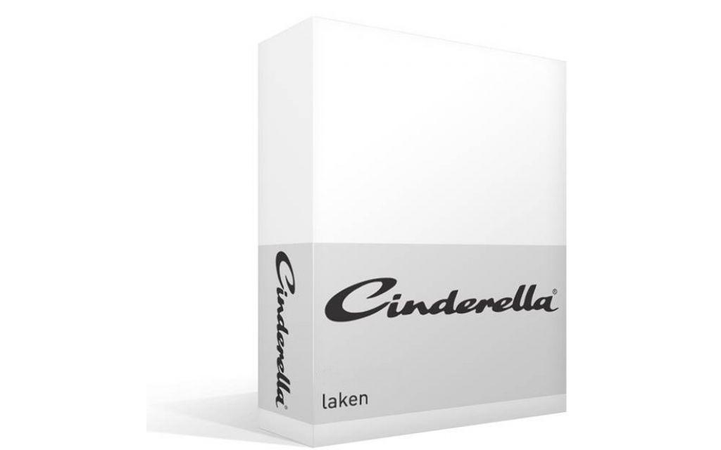 Cinderellla laken wit