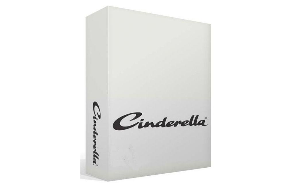 Cinderella laken incl. kussenslopen wit