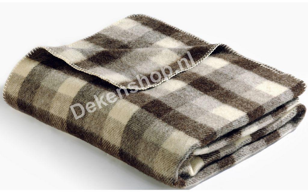Scheerwollen deken Dreamtime eco