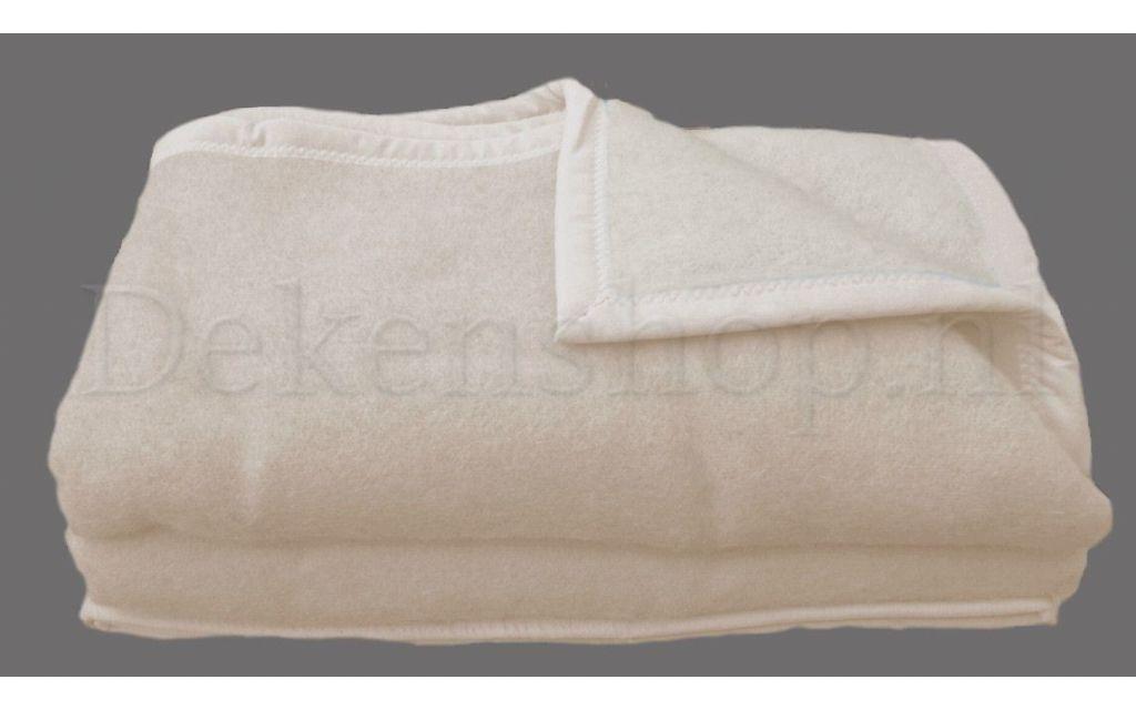 Luxery scheerwollen deken