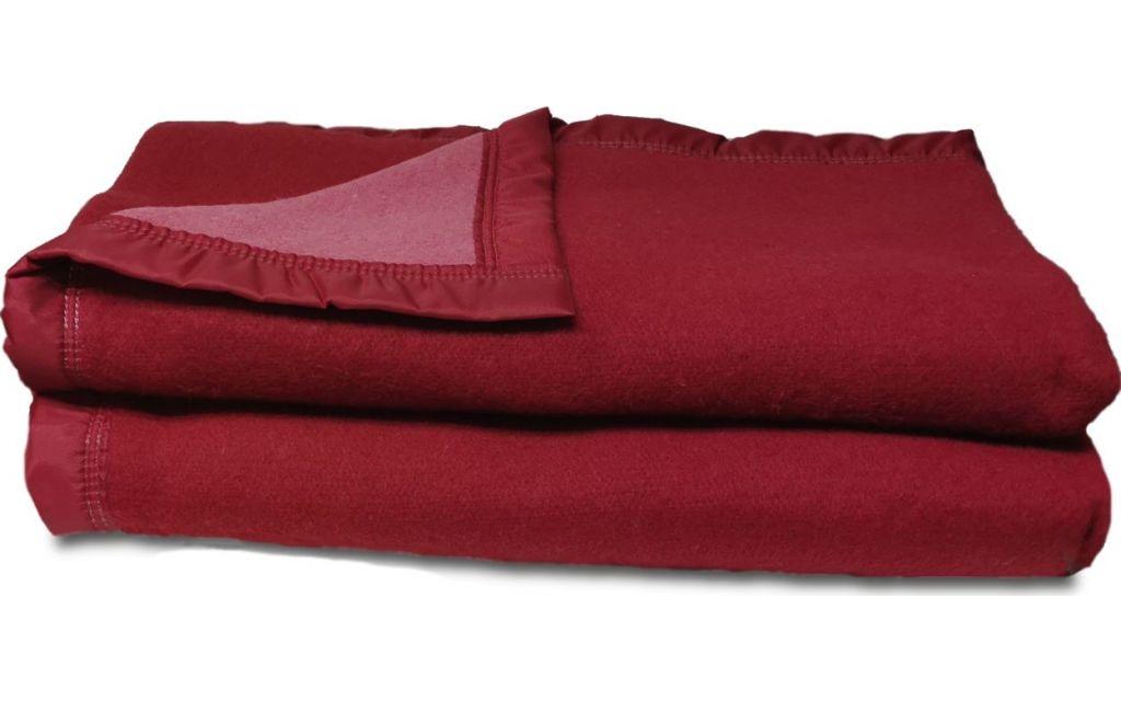 Comfort acryl deken tomatenrood-rose 500 gram OPRUIMING