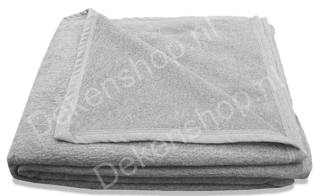 Katoenen deken CoolCotton grijs