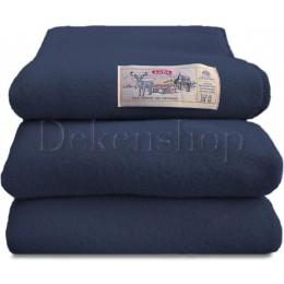 AaBe deken Orion donkerblauw