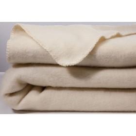 Scheerwollen deken Dreamtime Eco ivoor 400 gram
