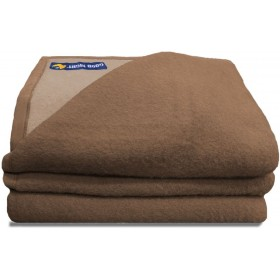 Good Night scheerwollen deken beige 500 gram