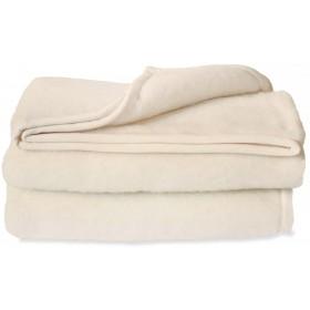 Good Night  scheerwollen deken ivoor 600 gram