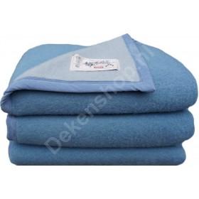 Aabe deken Promesse  blauw 600 gram