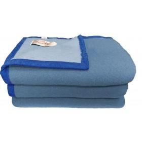 Aabe deken Promesse  blauw 600 gr. OPRUIMING v.a 220x240